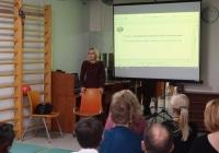 Paskaita apie korupcijos prevenciją VšĮ Šiaulių reabilitacijos centre